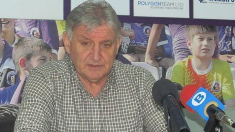 Шефът на Етър: Кирилов постъпи достойно, очаквайте интересни новини в сряда