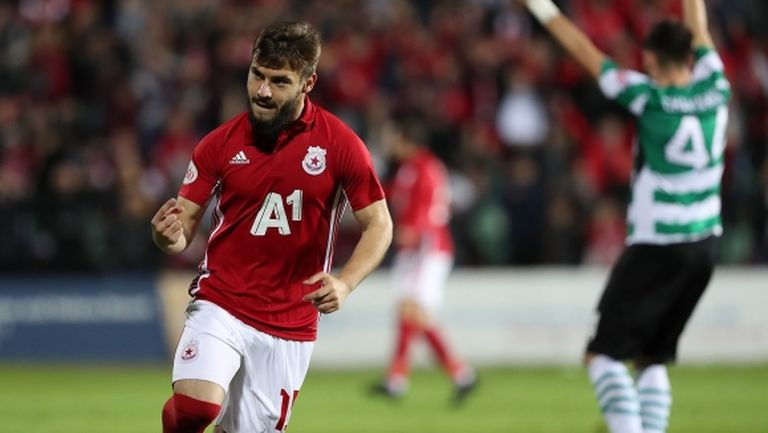 Разкриха защо Малинов загуби титулярното си място в ЦСКА-София