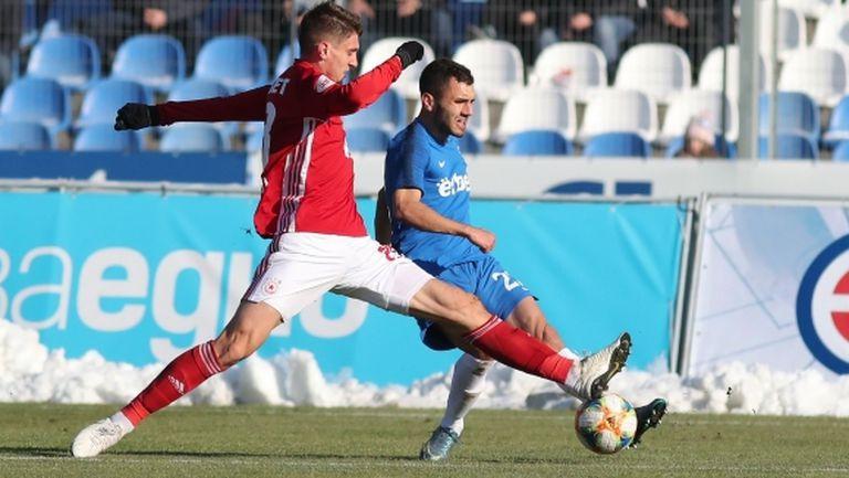 Гълъбов: Вижда се, че отборът играе добре, вкарваме по 3-4, ние сме ЦСКА и нямам претенции за съперник (видео)