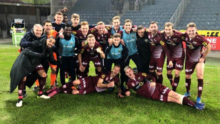 Неочаквана загуба за Десподов и Щурм след гол в последната минута