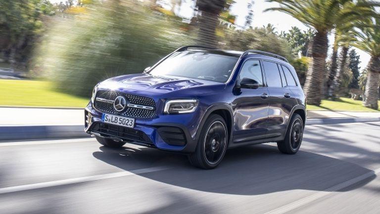 Mercedes GLB – повече, отколкото очакваш