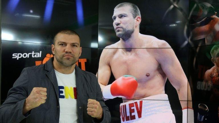 Тервел Пулев: Със сигурност Уебстър и треньорът му са измислили нещо (видео)