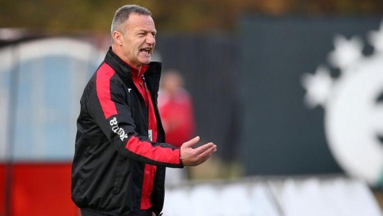 Младен Додич вече не е треньор на Локомотив (София)