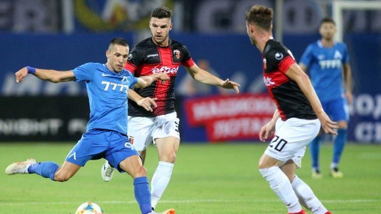 Голям интерес към дербито между Локо (Пловдив) - Левски