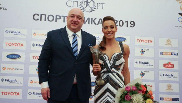 Ивет Лалова: Мечтая за още един олимпийски финал