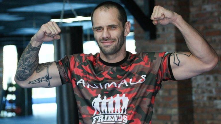 """Деян Топалски пред Sportal: Благодаря на цялата """"червена"""" общност за подкрепата (видео)"""