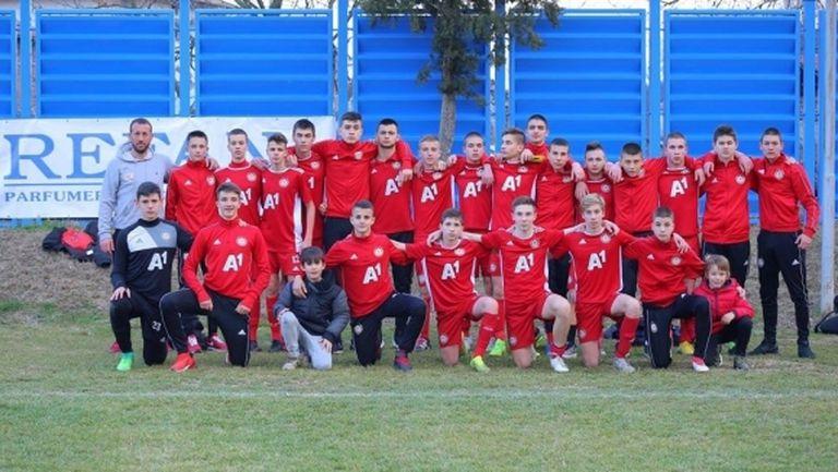 ЦСКА-София с пет отбора на турнир в Сандански