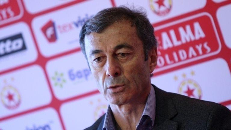 Пламен Марков: Към момента ЦСКА няма задължения