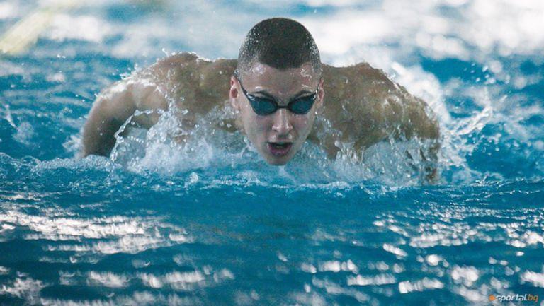 Миладинов е плувец №1 у нас, Вакареев за трети път най-добър сред треньорите