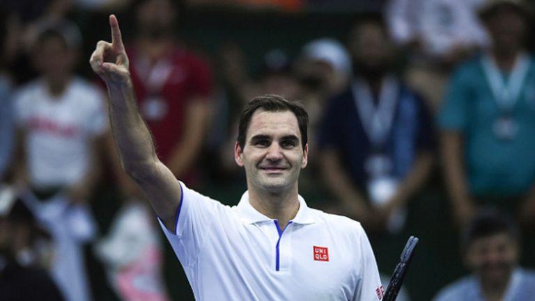 Федерер разкри какво иска да постигне през 2020 година
