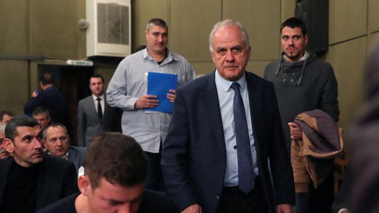 Данчо Лазаров: Любо Ганев е най-сериозният кандидат за мой наследник