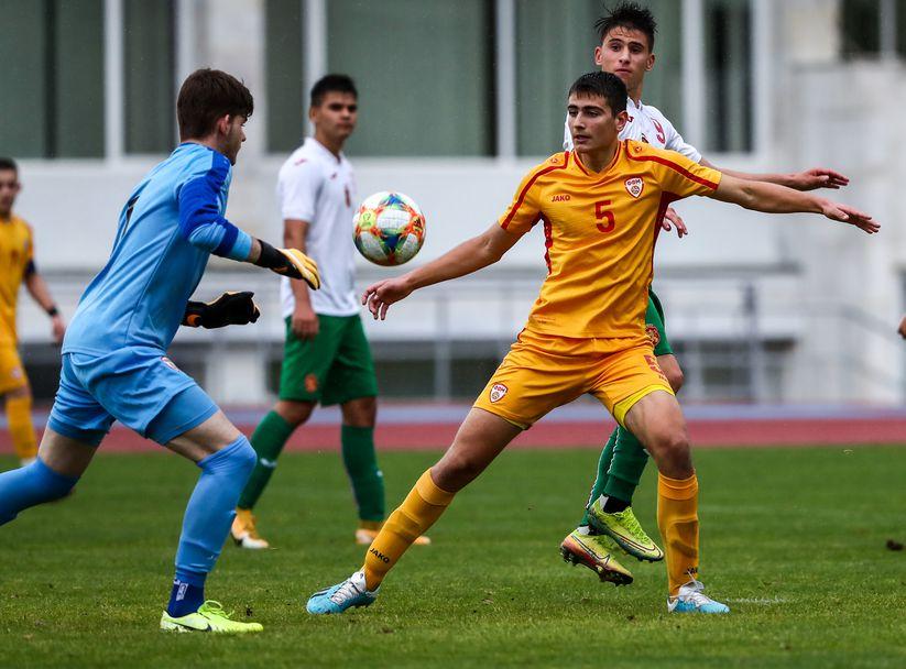 България - Северна Македония U19
