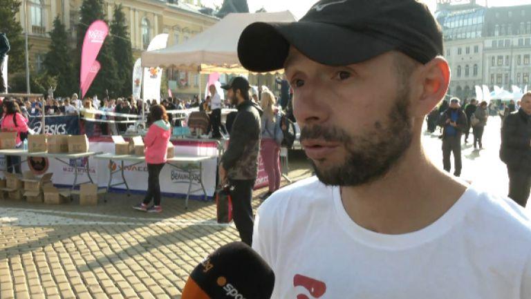 Йоло Николов: Операция ме спря за Маратон София