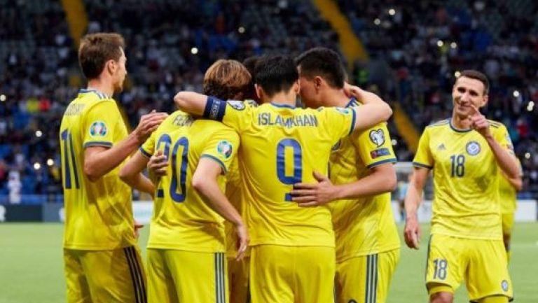 Беларус - Казахстан 2:0