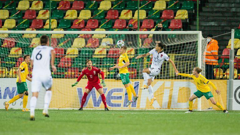 Литва - Албания 0:0