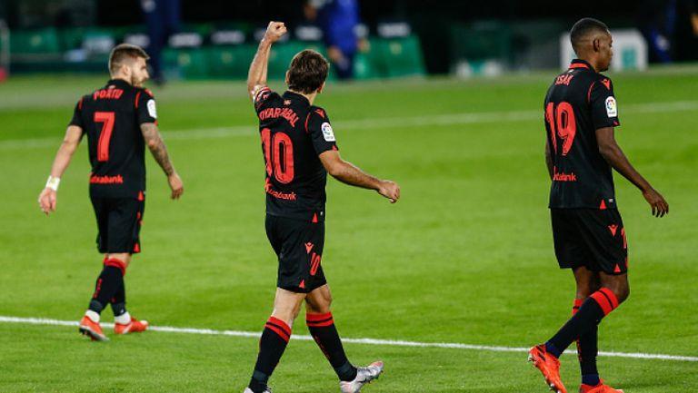 Бетис - Реал Сосиедад 0:3