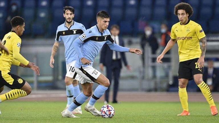 Лацио не остави шансове на Борусия (Дортмунд) и победи с 3:1