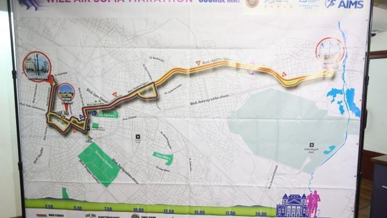 Около 2 400 участници се очаква да се включат в 37-мото издание на Софийския маратон