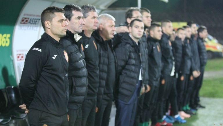 Димитров викна петима от Левски за Латвия и Полша