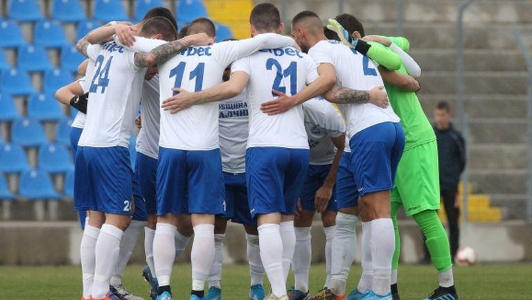 Черноморец (Балчик) набира скорост в Североизточна Трета лига