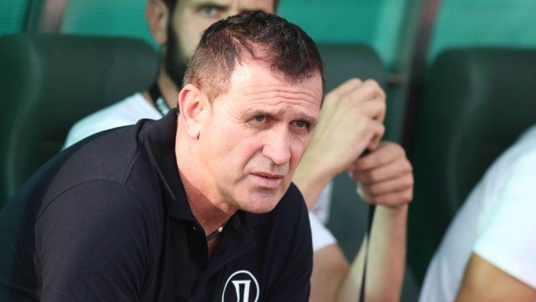 Бруно: Да казваме, че ще постигнем нещо сериозно след 8 мача, е аматьорска работа