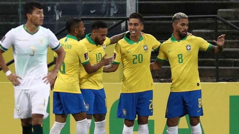 Бразилия стартира квалификациите за Мондиал 2022 с разгром