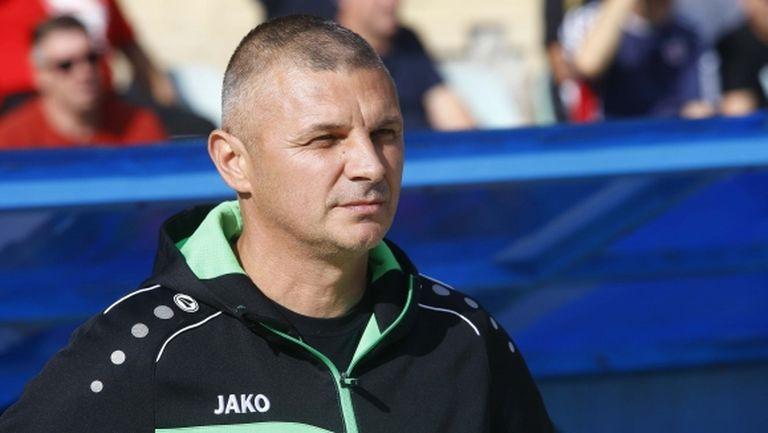 Здравко Лазаров: Не се игра футбол след гола, но така е в България