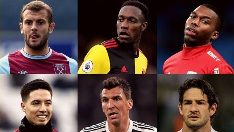 Най-добрите свободни агенти, които все още са без отбор