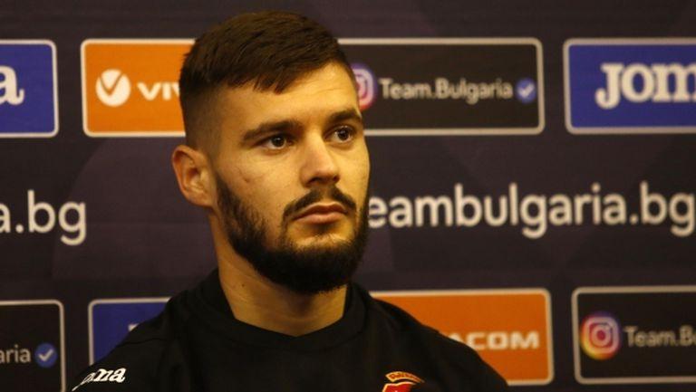Малинов: Мачът с Унгария е в миналото, искаме победа срещу Уелс
