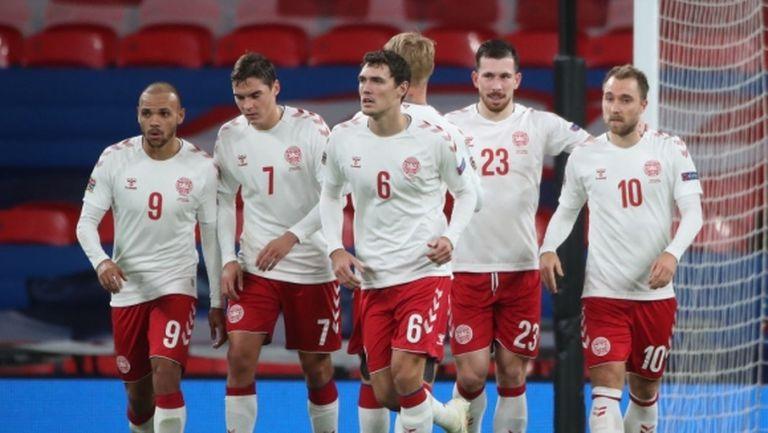 """Англия се провали на """"Уембли"""" дни след гръмкия успех срещу Белгия, Магуайър продължава с издънките (видео)"""