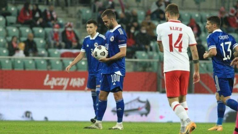 Пянич е с травма преди мача на Барселона