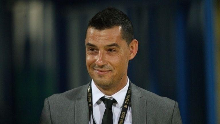 Томаш очаква хубав мач между ЦСКА-София и Берое