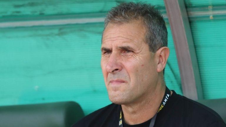 """Херо изрази оптимизъм преди гостуването на """"Българска армия"""""""