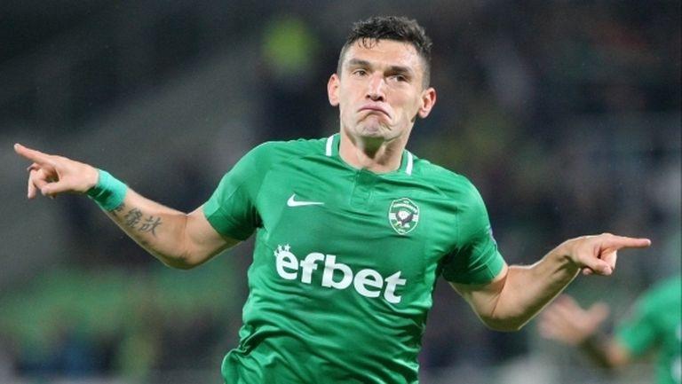 Клаудиу Кешерю е на прага на ново историческо постижение в българския футбол