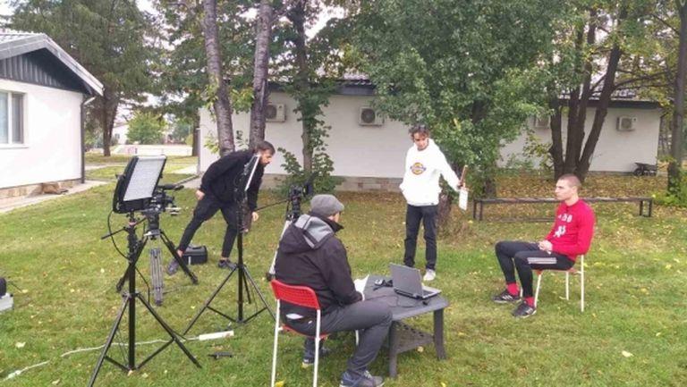 УЕФА снима филм за ЦСКА-София