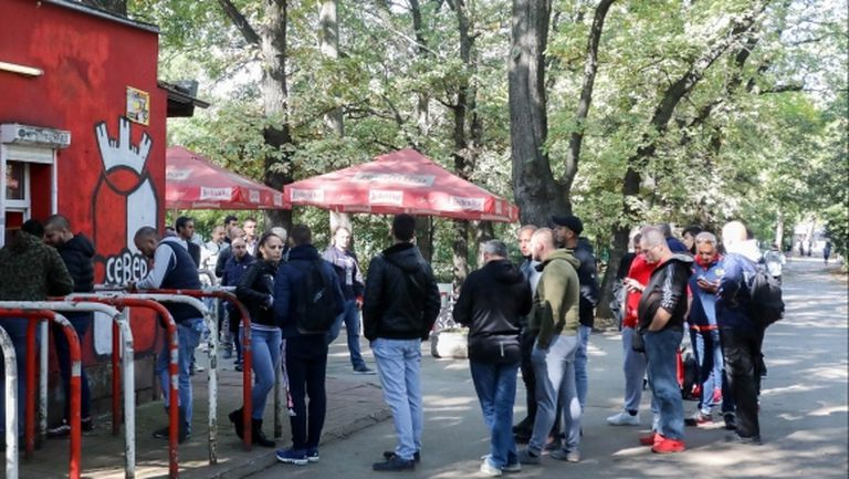 ЦСКА-София с нова информация относно продажбата на билети