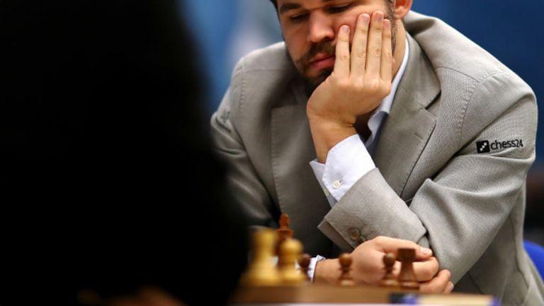 Карслен загуби от Аронян в последния ден на супертурнира по шахмат в Ставангер