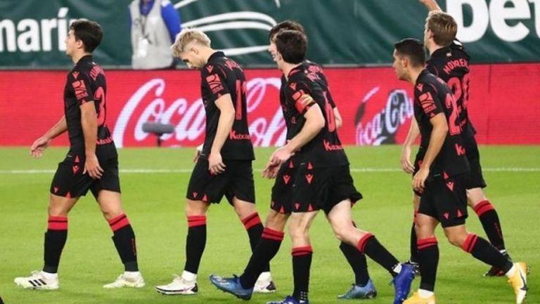 Реал Сосиедад поведе в Ла Лига (видео)