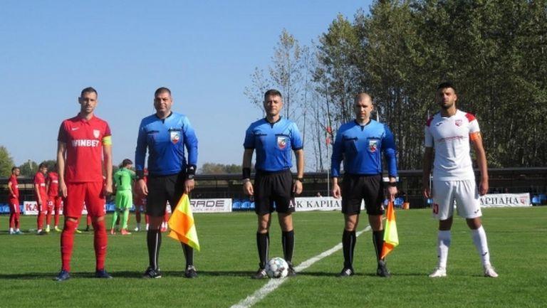 Царско село се класира за 1/8-финалите на Купата на България
