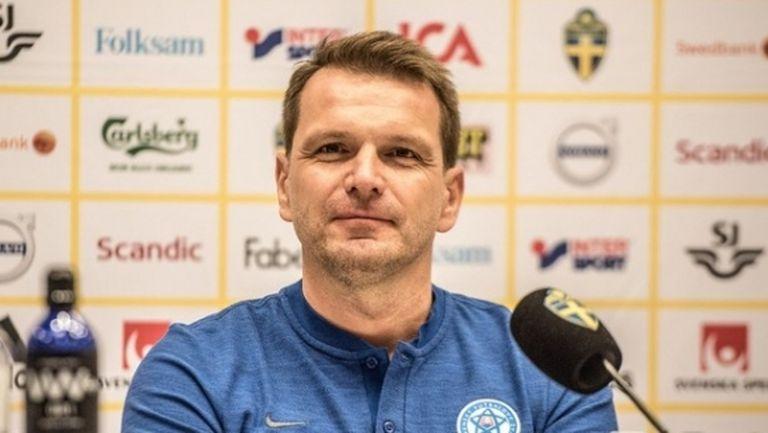 В Словакия представиха новия селекционер на националния тим