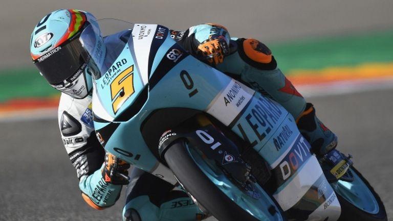 Масия спечели втора поредна победа в Moto3