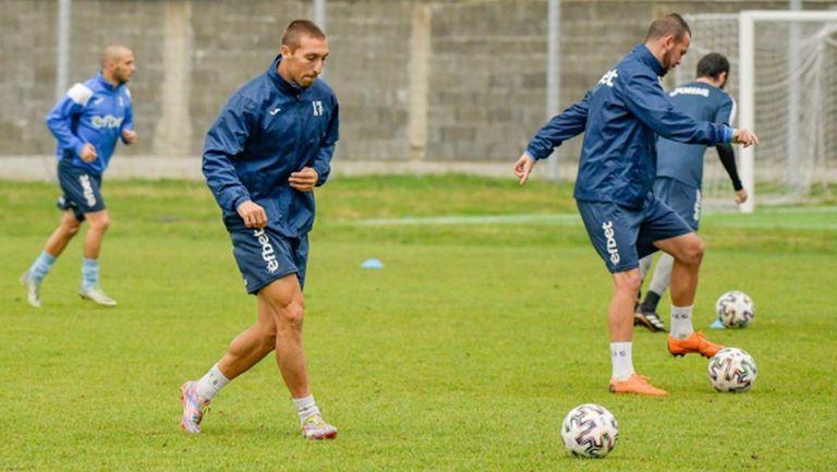 Четирима футболисти на Монтана пропускат мача с Лудогорец