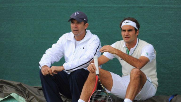 Бивш треньор на Федерер: Вярвам, че Надал сътвори най-великото постижение в историята на спорта