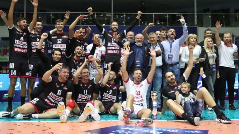 Отборите от волейболната Суперлига - сезон 2020/2021