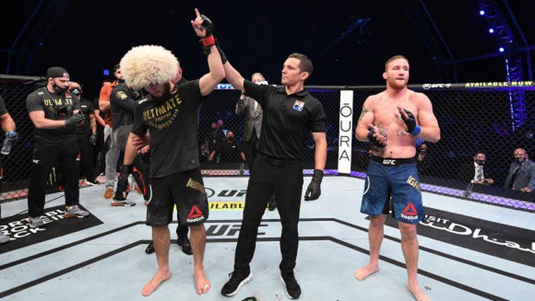 UFC 254 пълен провал с платените гледания