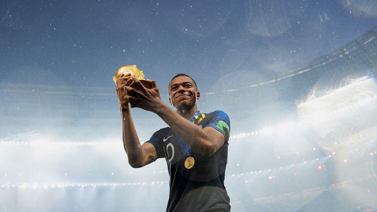 За Мбапе ШЛ е по-важна от Световното първенство