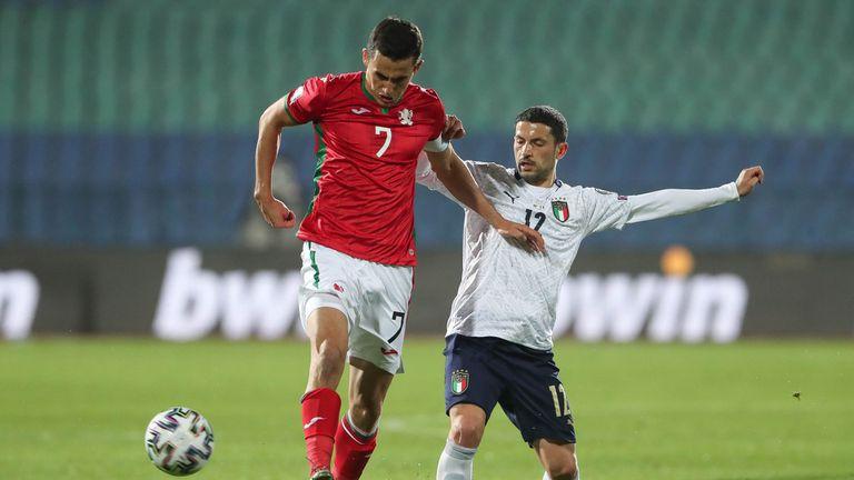 Георги Костадинов пропуска утрешния мач на Арсенал (Тула) заради контузия