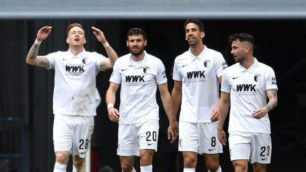 Аугсбург нанесе трета поредна загуба на Хофе (видео)