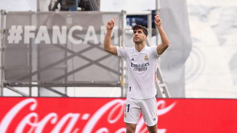 Реал Мадрид - Ейбар 2:0
