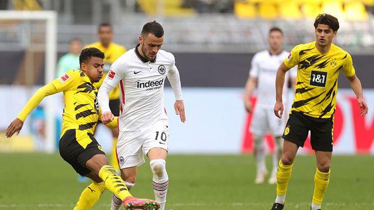 Айнтрахт отказа Борусия (Дортмунд) за Шампионската лига